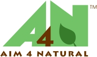 Aim 4 Natural Logo