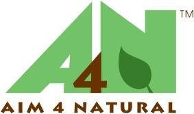 Aim 4 Natural Logo