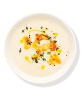 Cauliflower Garlic Soup