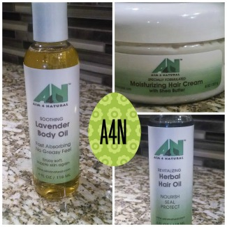 Aim 4 Natural Hair & Body Products Store