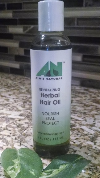 Aim 4 Natural Hair Oil