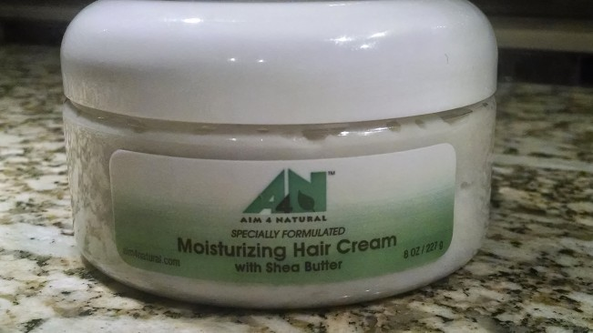 Aim 4 Natural Hair Cream
