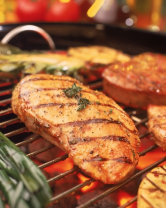 Aim 4 Natural Grilled Chicken