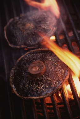 Aim 4 Natural Grilled Portobello Mushrooms